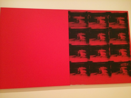 Contemporary art: Andy Warhol