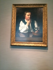 Art from the Americas: Paul Revere portrait- John Copley