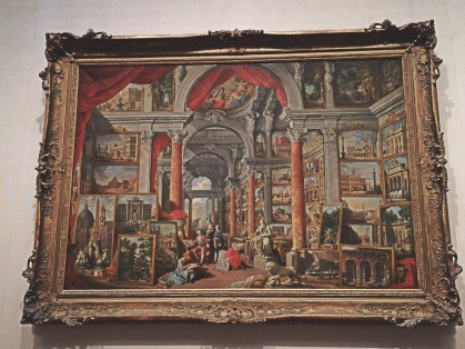 Art from Europe: Giovanni Paolo Pannini