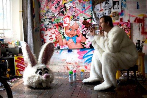 Ben-Frost-Artist-Bunny-Suit
