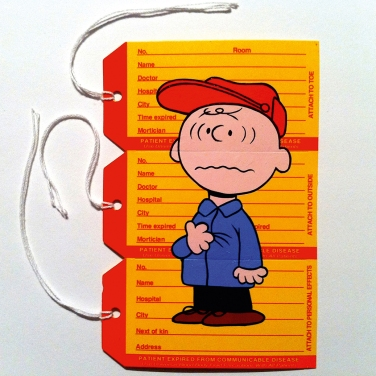 I don't feel so good Charlie Brown