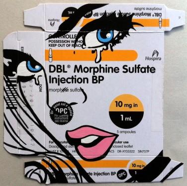 Morphine lover
