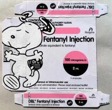 Snoopy Fentanyl