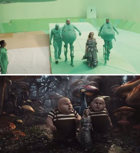 Alice-In-Wonderland-movie-before-after-visual-effects