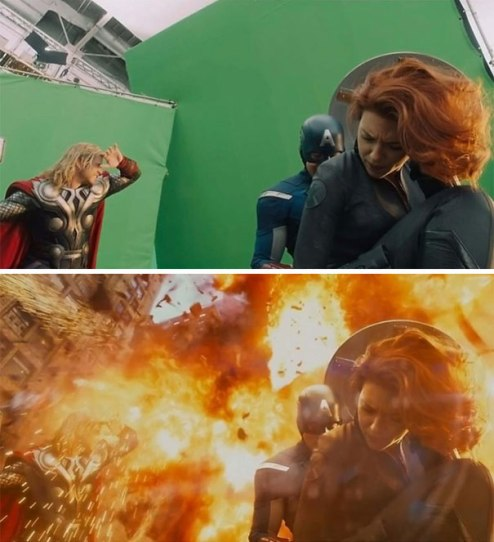 The-Avengers-movie-before-after-visual-effects-2
