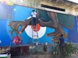 Mural de Gabz LPA